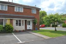 Terraced house in Underhill Close, Newport
