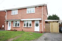 2 bed semi detached house in Ingestre Close, Newport