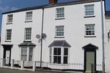 3 bedroom Terraced house for sale in Brecon Road, Abergavenny...