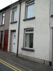 Terraced property in Morgan Street, Blaenavon...