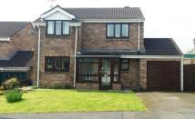 3 bed Detached home in Greystones Crescent...
