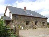 4 bedroom Barn Conversion in Llanhilleth Farm...