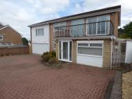 4 bed Detached house in Orchard Close, NP7