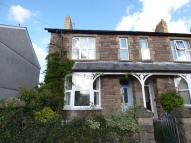 semi detached property for sale in Park Crescent...