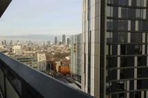 Studio apartment to rent in Elephant & Castle, London