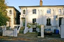 Terraced home for sale in Glengall Road, London