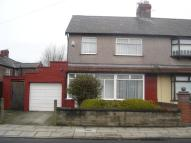 3 bedroom semi detached home to rent in Leasowe Road, Orrell Park
