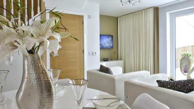Typical Avant bedroom