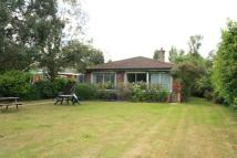 3 bedroom Detached Bungalow for sale in Dockett Eddy, Mead Lane...