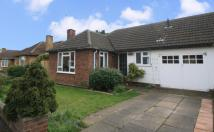 Bungalow for sale in Thames Close, Chertsey...