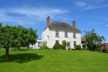 4 bed home for sale in Crediton, Devon