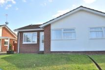 Chilcott Close Bungalow for sale