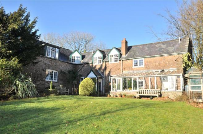 Property For Sale In Stoodleigh Devon