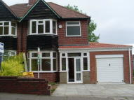 3 bedroom semi detached home in Wolverhampton Road South...