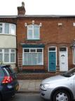 Terraced property in Rose Road...