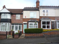 Terraced property in Pargeter Road...