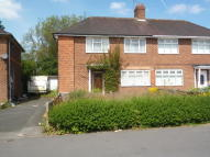 semi detached property for sale in Overdale Road...