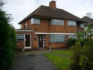 3 bed semi detached home to rent in RIDGACRE ROAD, Quinton...