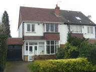 semi detached property in Tennal Lane...