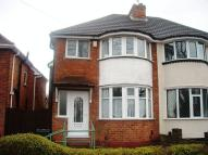 semi detached home for sale in Charbury Crescent...