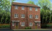 Terraced property for sale in PLOT 43 The Gower...