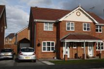semi detached house in Parc Morfa, Kinmel Bay...