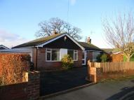 3 bed Detached Bungalow in Dee Crescent, Farndon...