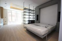 Wapping Lane new Studio flat to rent