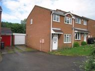 3 bed semi detached property in Trent Close...