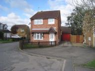 3 bedroom Detached home for sale in Manton Close...