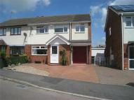 5 bed semi detached house in Cookes Drive...