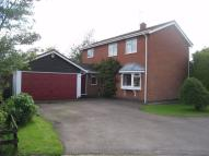 4 bed Detached home in The Meadow...