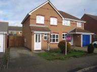 semi detached house in Benford Gardens...