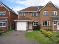 3 bedroom semi detached house to rent in Harvest Way...