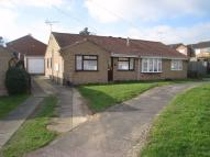 Semi-Detached Bungalow for sale in Peregrine Road...