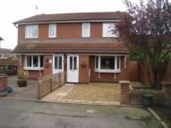 3 bed semi detached property in Faraday Close...