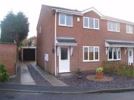 3 bed semi detached house to rent in Trent Close...