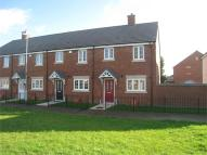 Town House to rent in Cedar Road, Blaby...