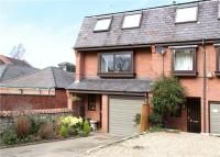 Terraced house for sale in West Bight, Lincoln...