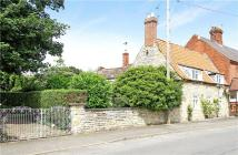 Detached house in Church Lane, Navenby...