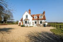 5 bedroom Detached house in Lower Whitehill, Overton...