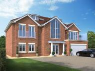 5 bed new house in Hook Park Road, Warsash