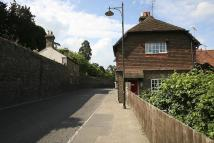 3 bed house in North Street, Petworth...