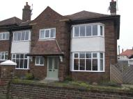 semi detached property in St. Hildas Road...