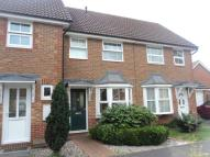 Terraced property in Eden Court, Didcot