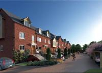 3 bed new home in Nash Court, Forge Lane...