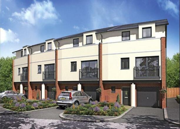 3 Bedroom Property For Sale In Highfield Gardens Highfield Road Edgbaston Birmingham City