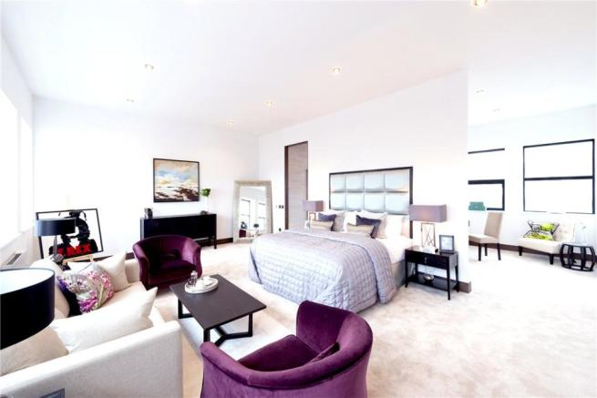 3 Bed Penthouse