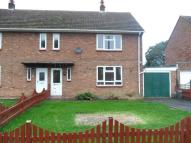 2 bedroom semi detached house for sale in Church Close, Shawbury...