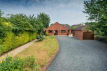 Bungalow in Wellington Road, Muxton...